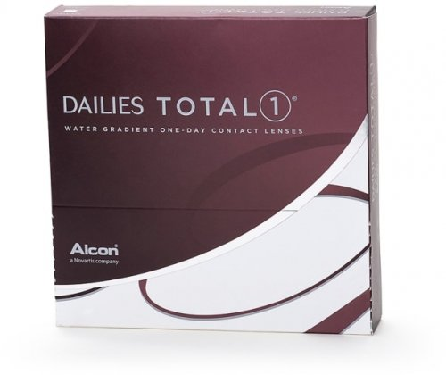 Dailies Total 1, Alcon