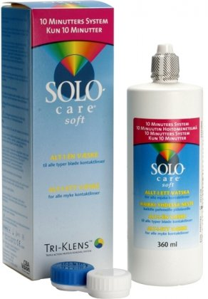 Solo Care Soft piilarineste