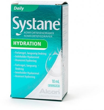 Systane Hydration, Alcon