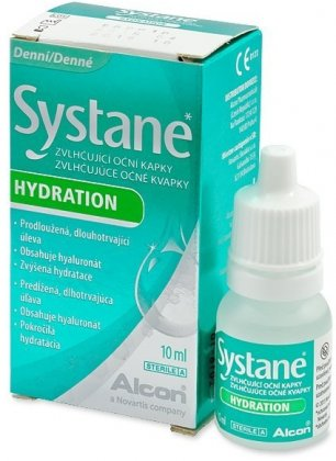 Systane Hydration -kostutustipat 10, Alcon