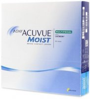 1-Day Acuvue Moist Multifocal, Johnson & Johnson