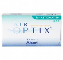 Air Optix for Astigmatism, Alcon