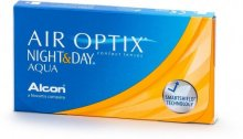 Air Optix Night Day Aqua, Alcon