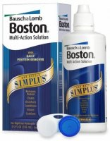 Boston Simplus Multi Action Linssineste 120 ml, Bausch & Lomb