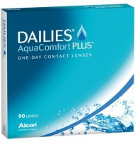 Focus Dailies AquaComfort Plus, Alcon