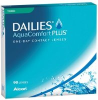 DAILIES AquaComfort Plus Toric, Alcon