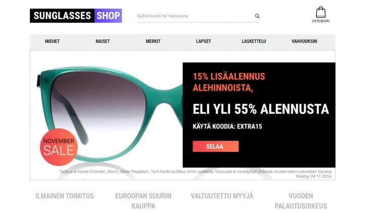 Sunglasses Shop